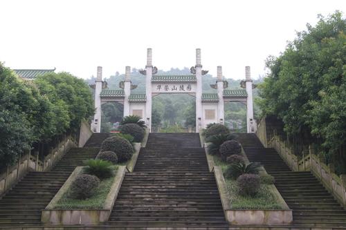 华蓥山陵园