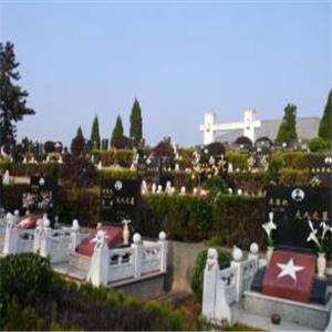 黄州区人民公墓