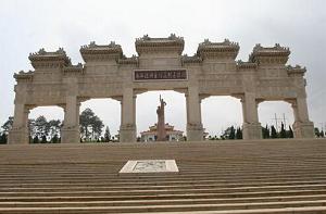 南宁佛子岭公墓园
