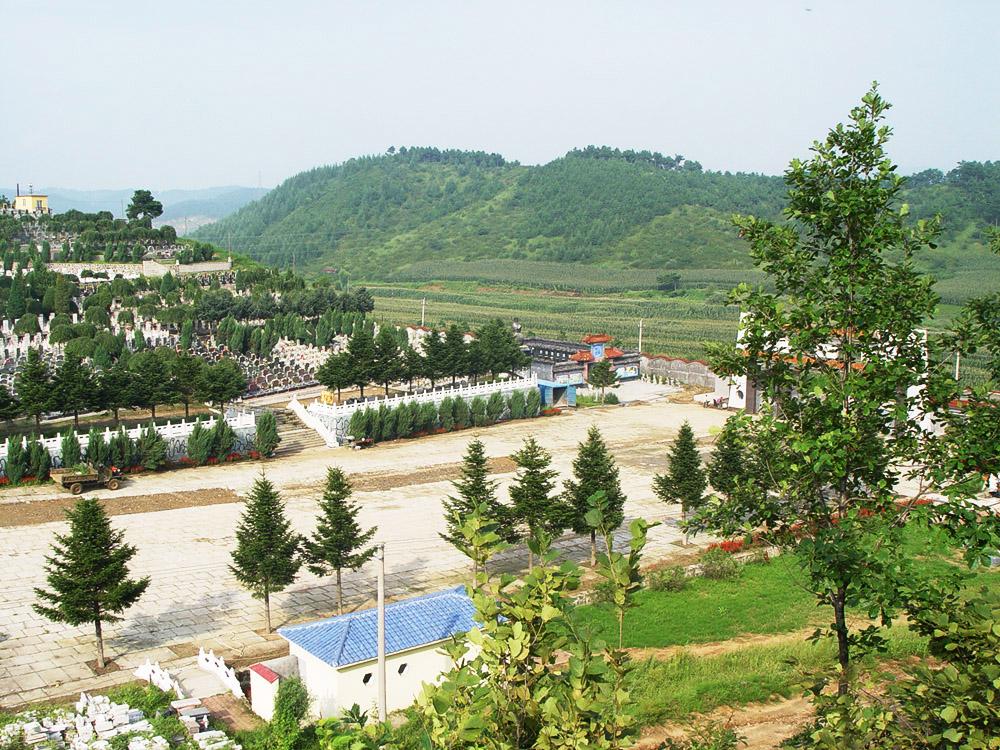 余江县金梦园公墓