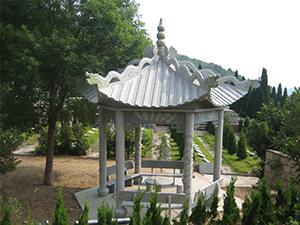 象山西岙墓园