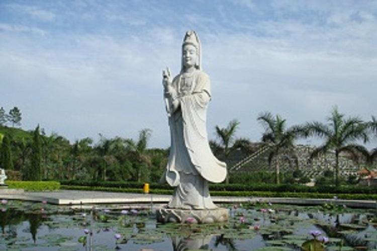 清远市益圆陵园(原中华墓园)