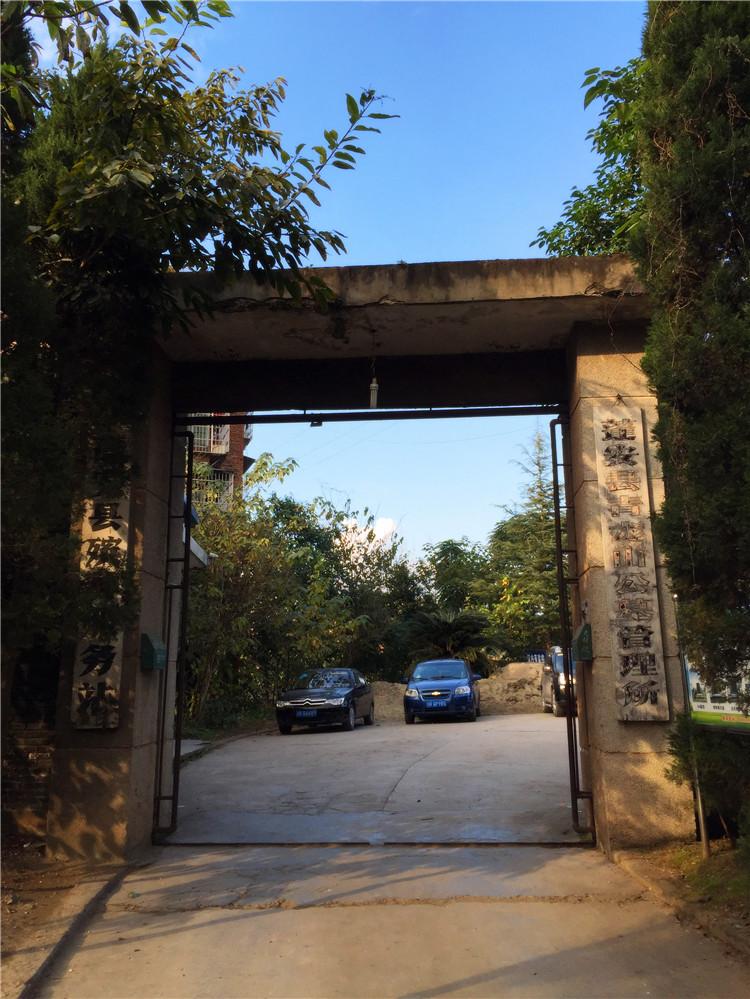 青龙山公墓