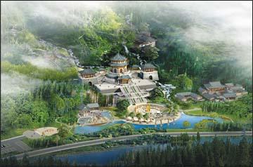 忻州五台山仙憩园公墓
